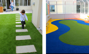 Artificial Grass Dublin | Play Area Surfaces in Dublin